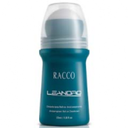 "Desodorante Roll-on ""LEANDRO"" - 55ml - Racco 1433"