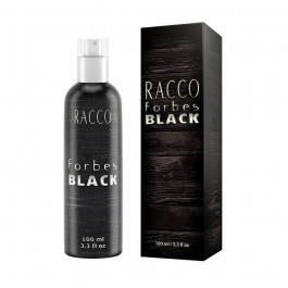 "Deo Colonia Masculina ""FORBES BLACK"" - 100ml - Racco 0161"